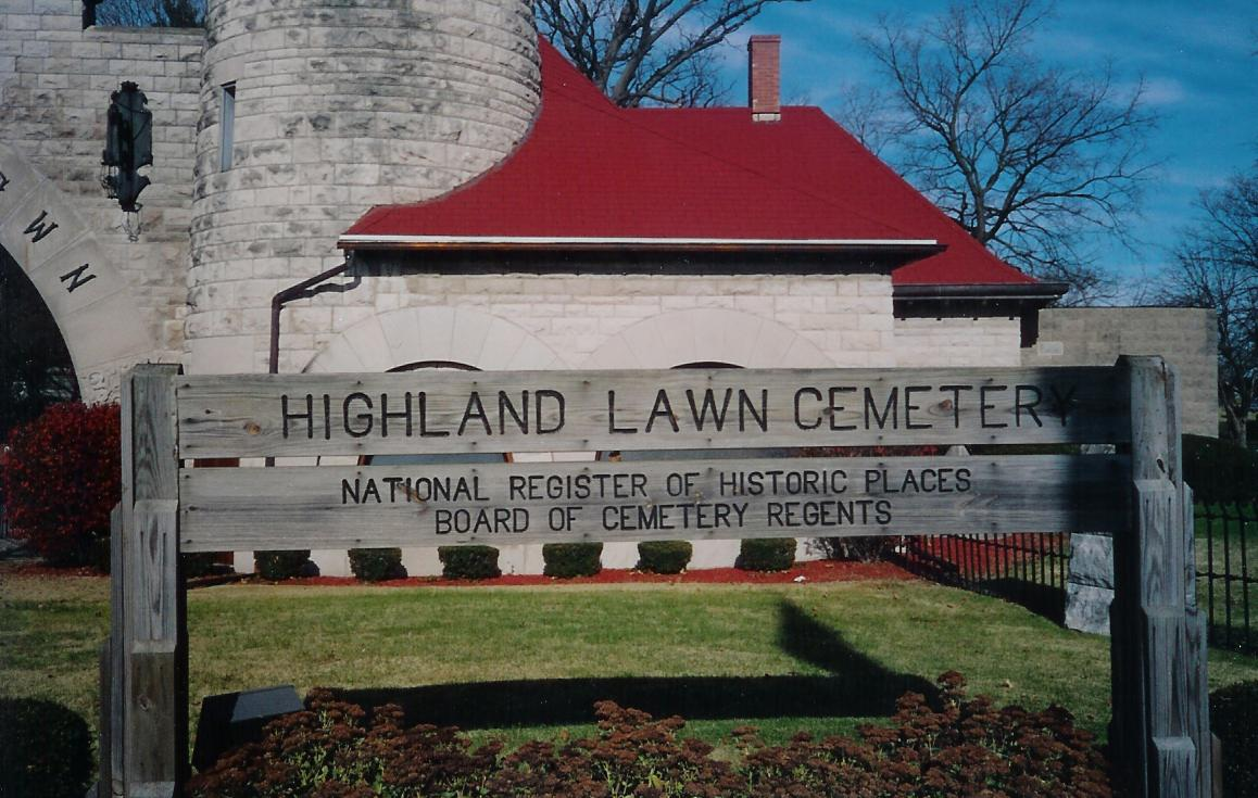 Highland Lawn Cemetery