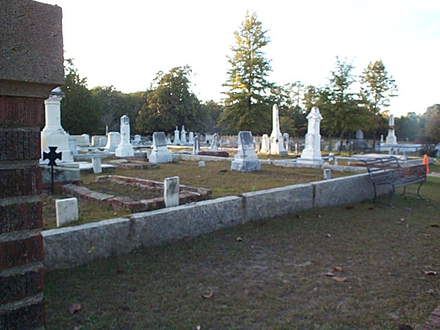 Thomson City Cemetery