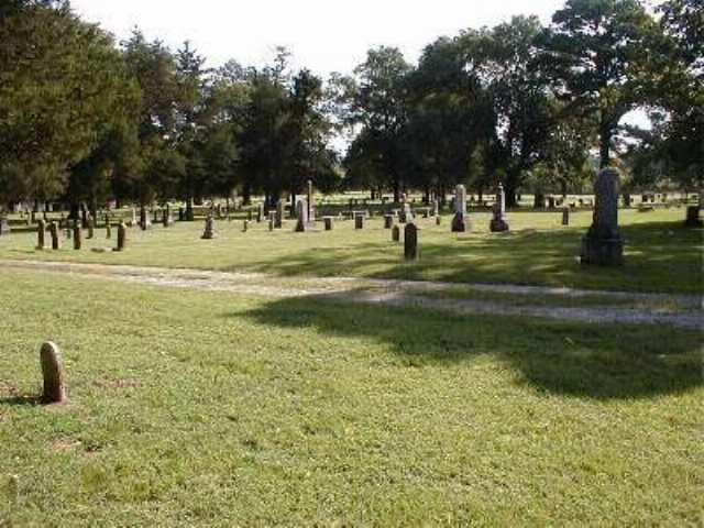 Oronogo Cemetery