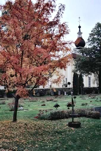 Leksands kyrkogård