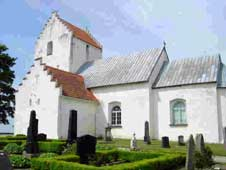 Ravlunda kyrkogård