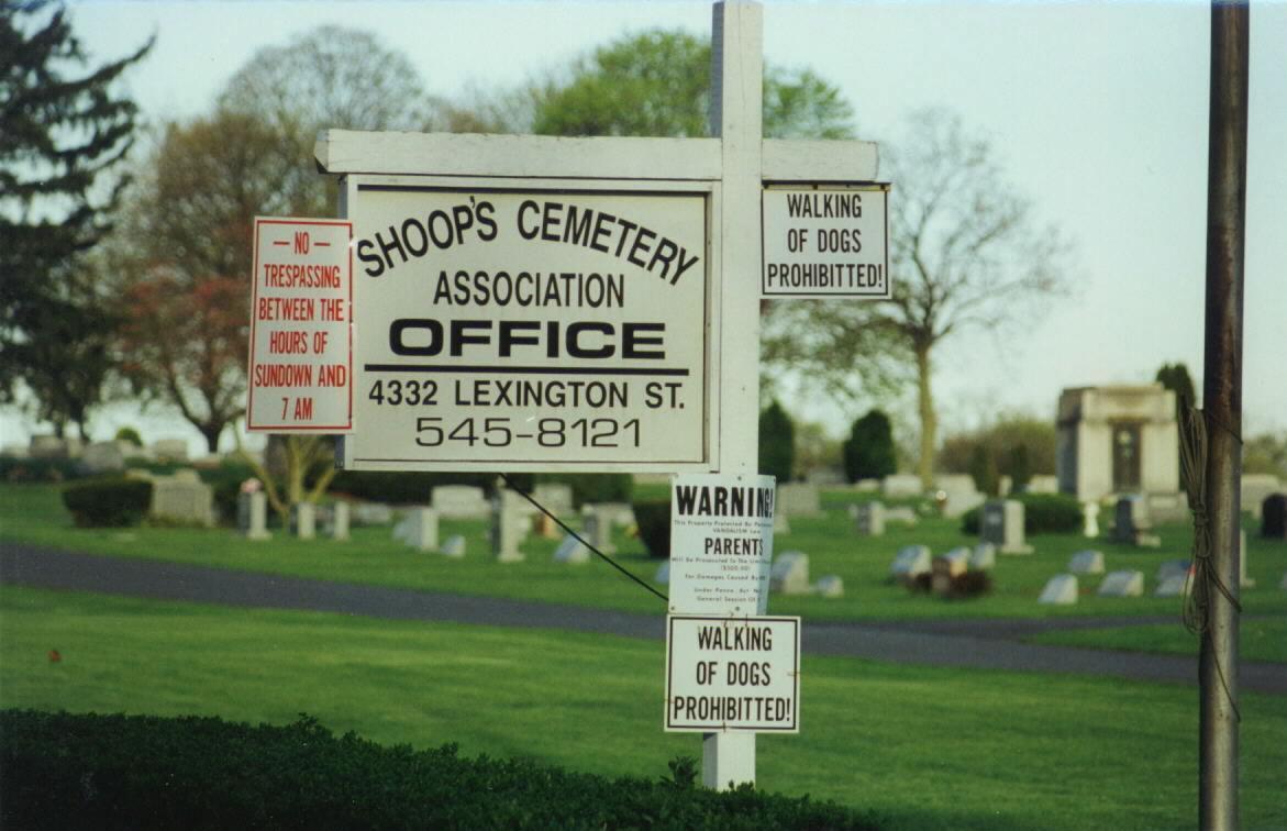 Shoops Cemetery