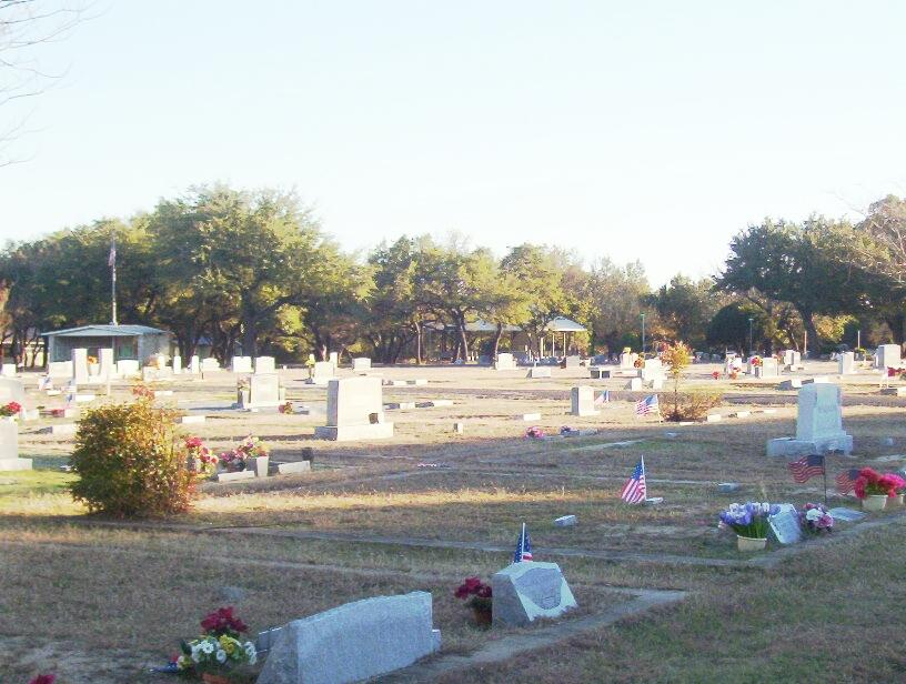 Liberty Hill Cemetery