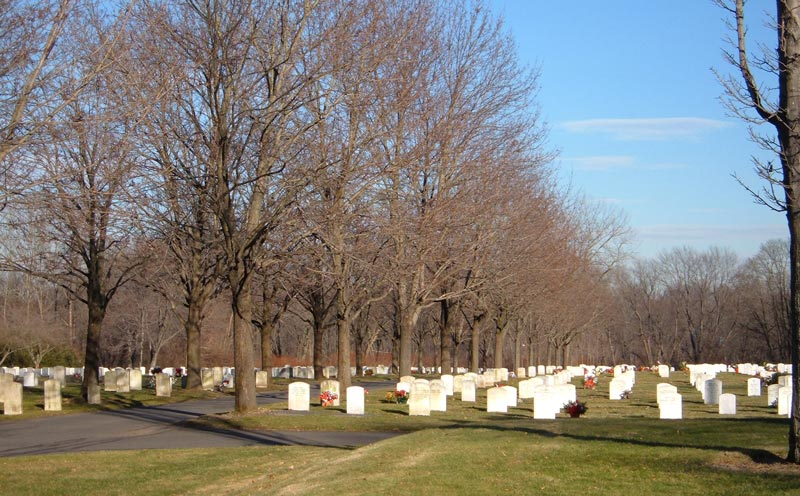 Windsor Veterans Memorial Cemetery
