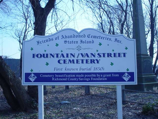 Fountain Cemetery