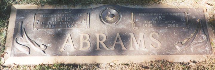 Abe E. Abrams