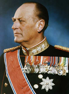 Olav V 1903 1991