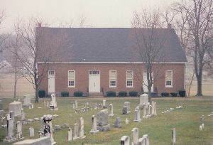 Antietam Church Cemetery