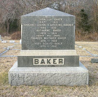 Jacob Thompson Baker