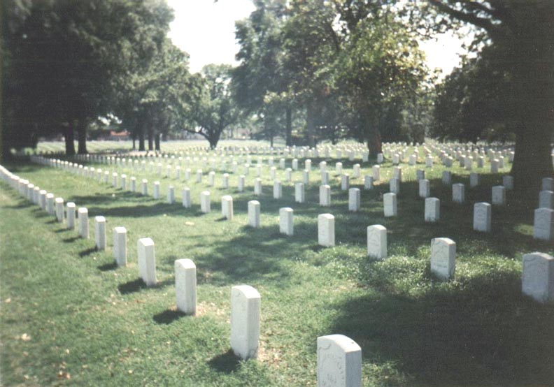 Little Rock National Cemetery