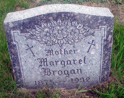 Margaret <i>Giblin</i> Brogan