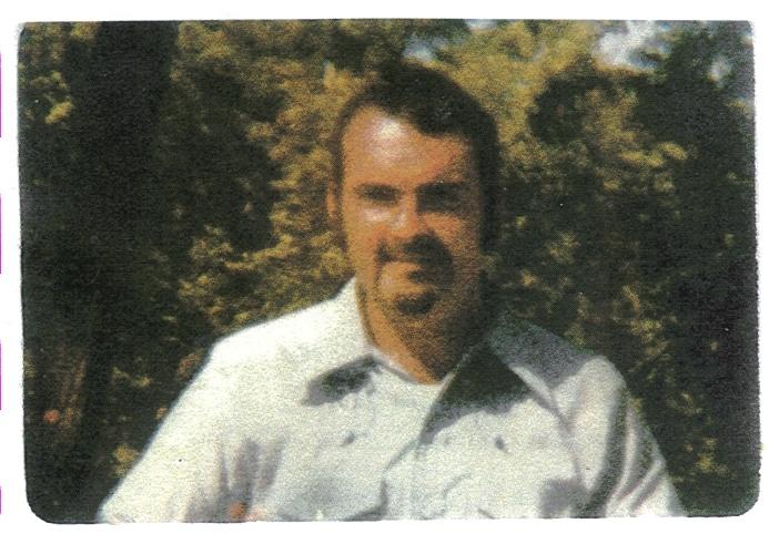 Walter Gary Butch Udell, I