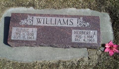 Herbert J Williams