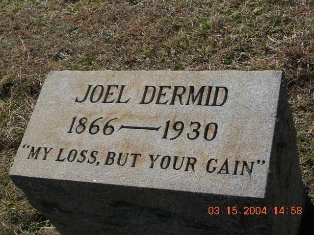 Joel Dermid