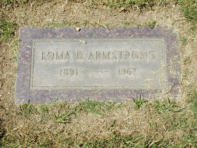 Loma Isabelle <i>Dillon</i> Armstrong