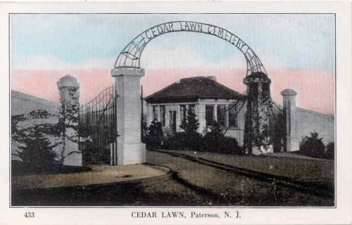 Cedar Lawn Cemetery