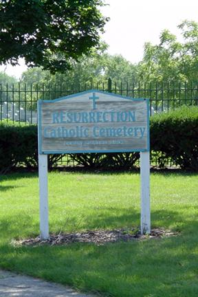Resurrection Catholic Cemetery and Mausoleums