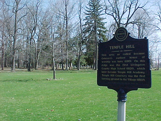 Temple Hill Cemetery