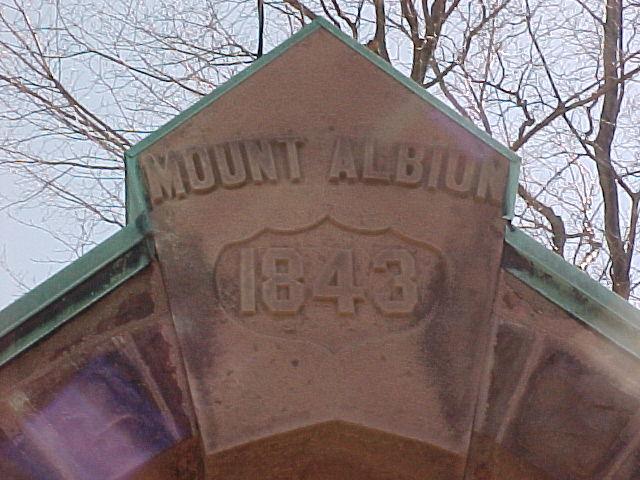 Mount Albion Cemetery