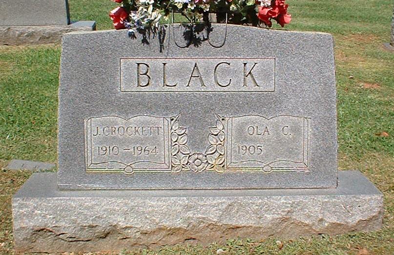 Ola Mae <i>Cannon</i> Black