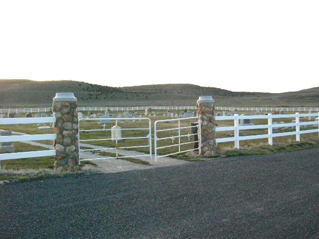Snowville Cemetery in Snowville, Utah - Find A Grave Cemetery