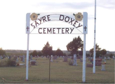Sayre-Doxey Cemetery