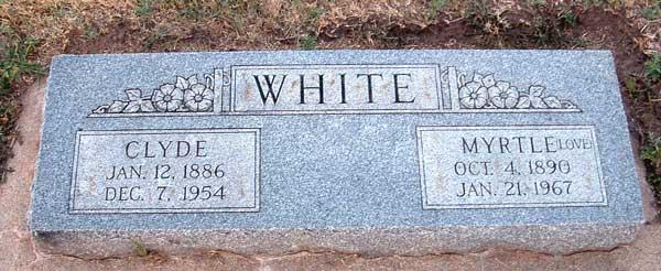 Clyde Thomas White