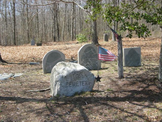 Tobey Cemetery