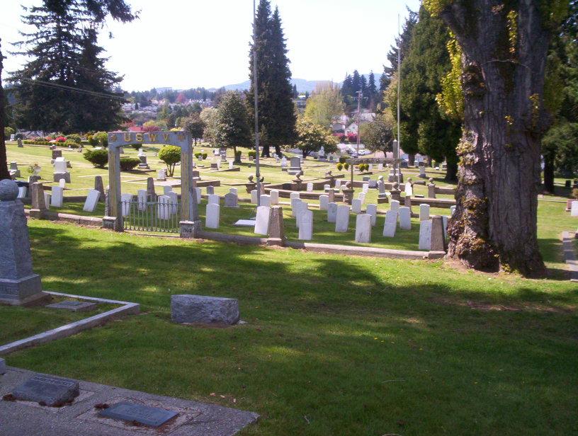 Ivy Green Cemetery