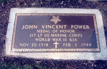 1LT John Vincent Power