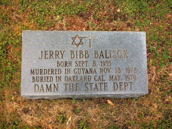 Profile photo:  Jerry Bibb Balisok