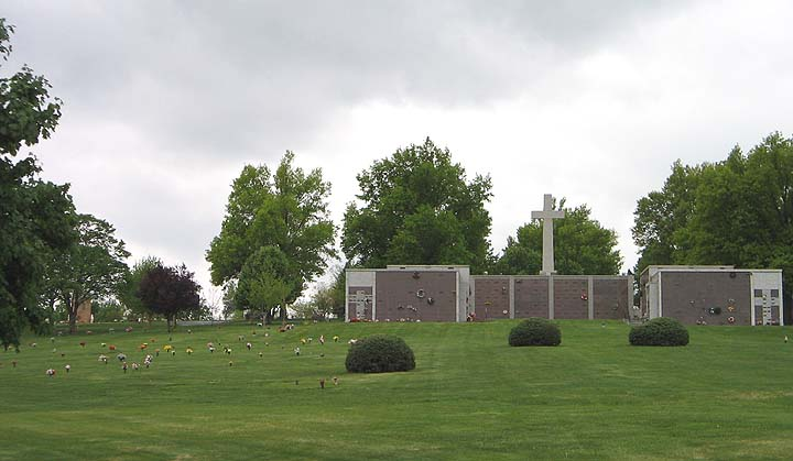 Johnson County Chapel and Memorial Gardens