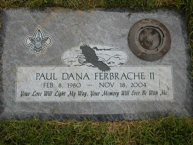Paul Dana Ferbrache, II