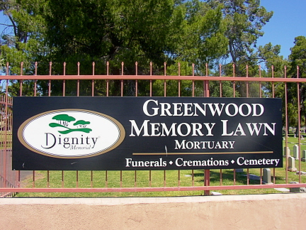 Greenwood Memory Lawn Cemetery