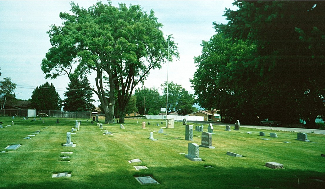 Roy City Cemetery