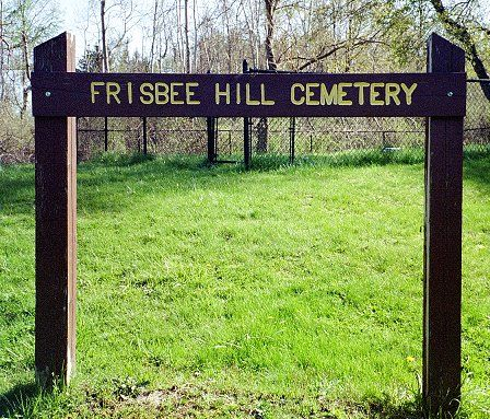 Frisbee Hill Cemetery