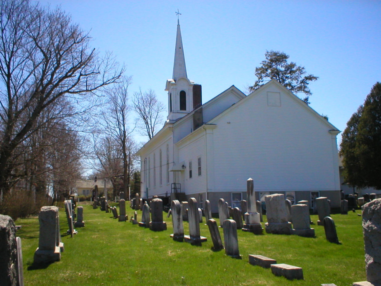 Liberty Corner Presbyterian Church Cemetery
