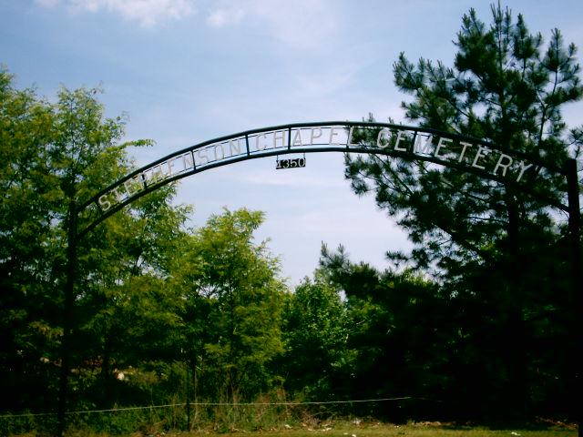 Stephenson Chapel Cemetery