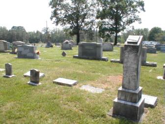 Casar Baptist Cemetery