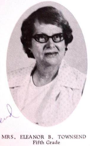 Eleanor <i>Bergdahl</i> Townsend