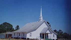 North Thompson Baptist Church Cemetery