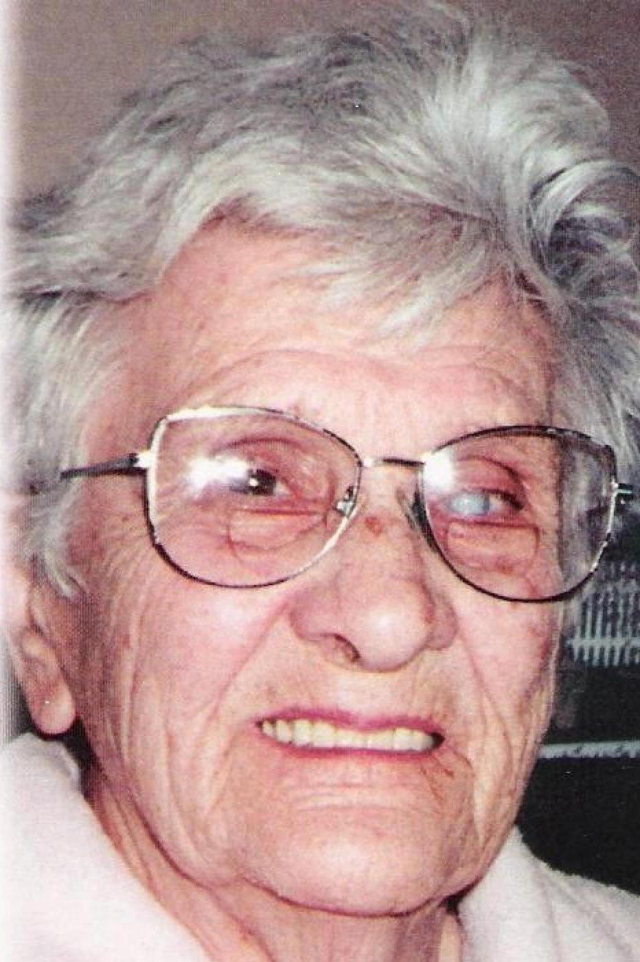 Edna Alberta Granny Grouch <i>Worlein</i> Brown