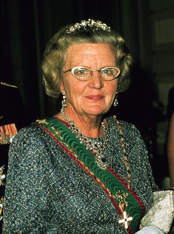 Queen Juliana
