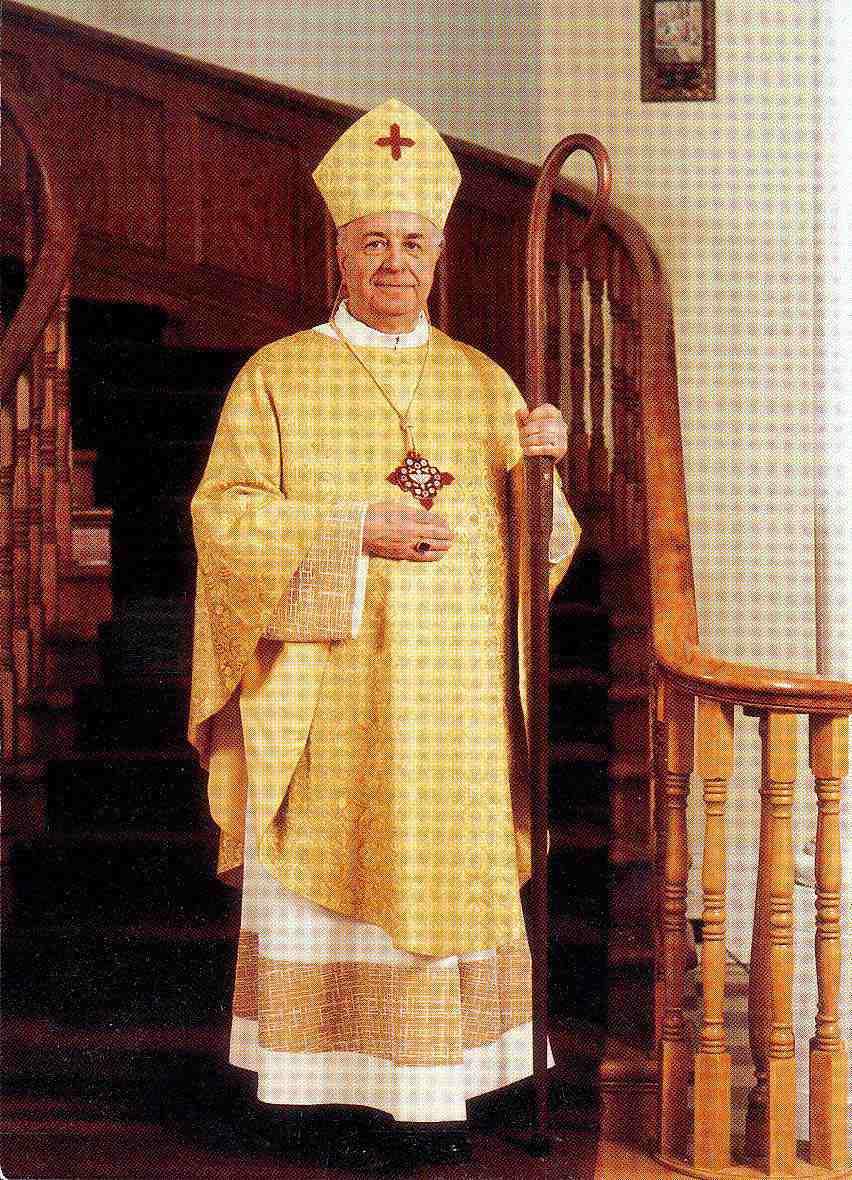 Bishop Marc Leclerc