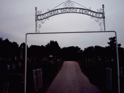 Columbia Church Cemetery