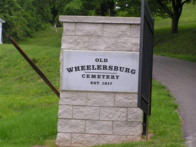 Old Wheelersburg Cemetery
