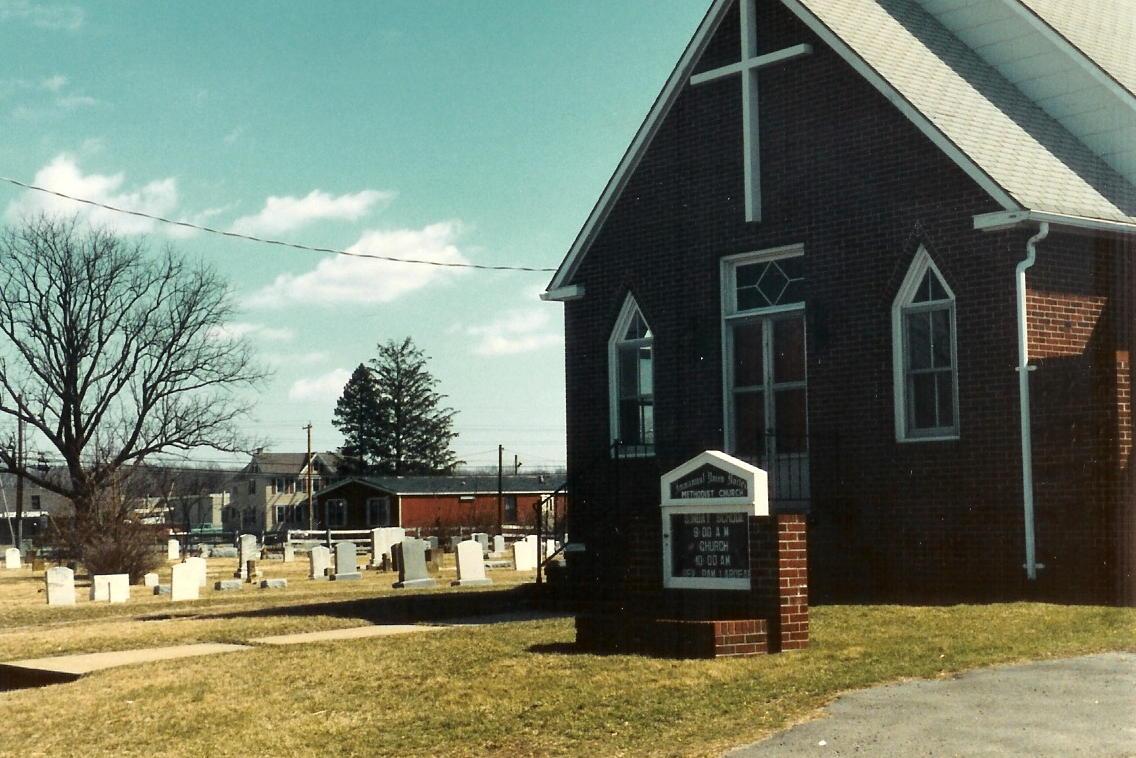 Immanuel Union Methodist Church Cemetery