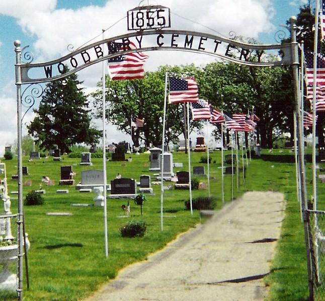 Woodbury Cemetery