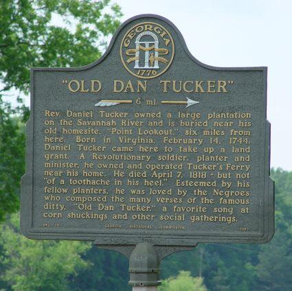 Image result for Rev Daniel Tucker, 1740-1818