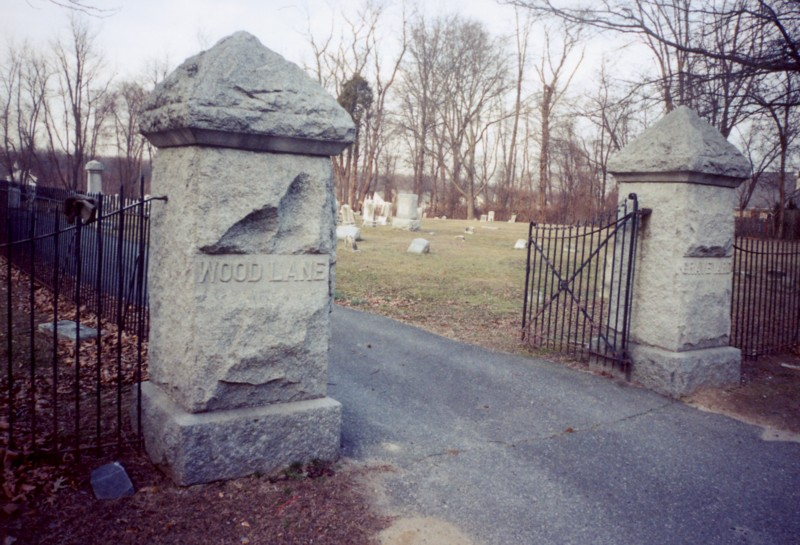 Woodlane Graveyard